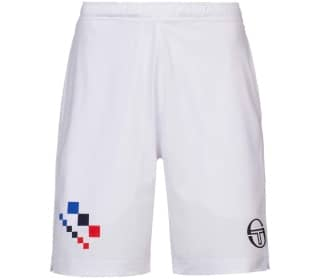Sergio Tacchini Check Women Tennis Shorts