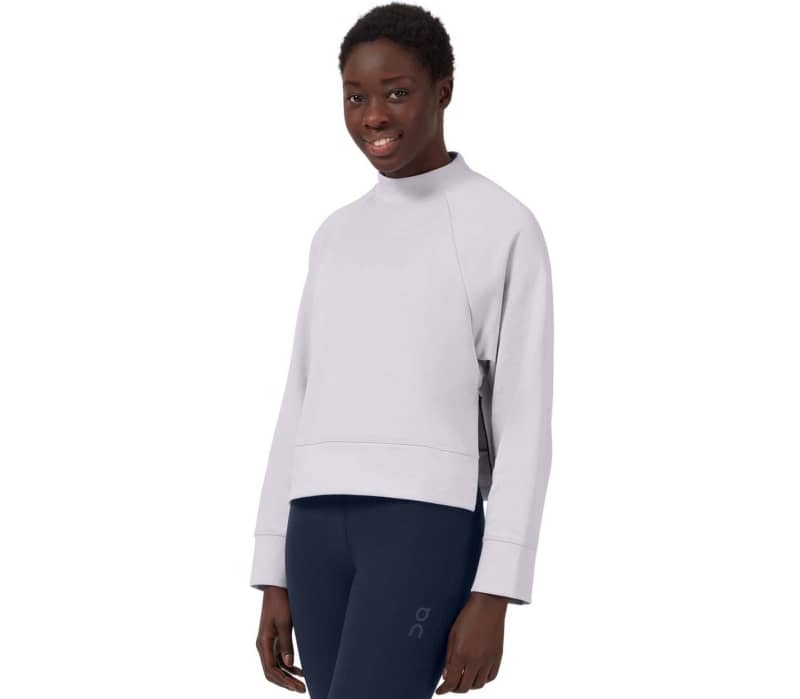 Crew Neck Dames Long-sleeve
