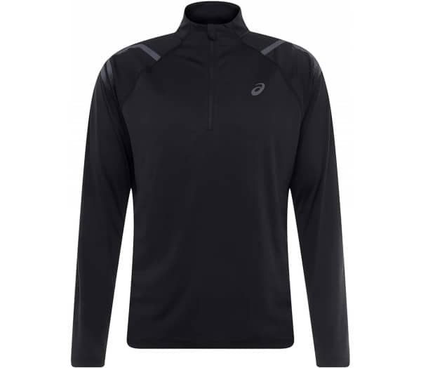 ASICS Icon Ls 1/2 Zip Top Men Running Long Sleeve - 1