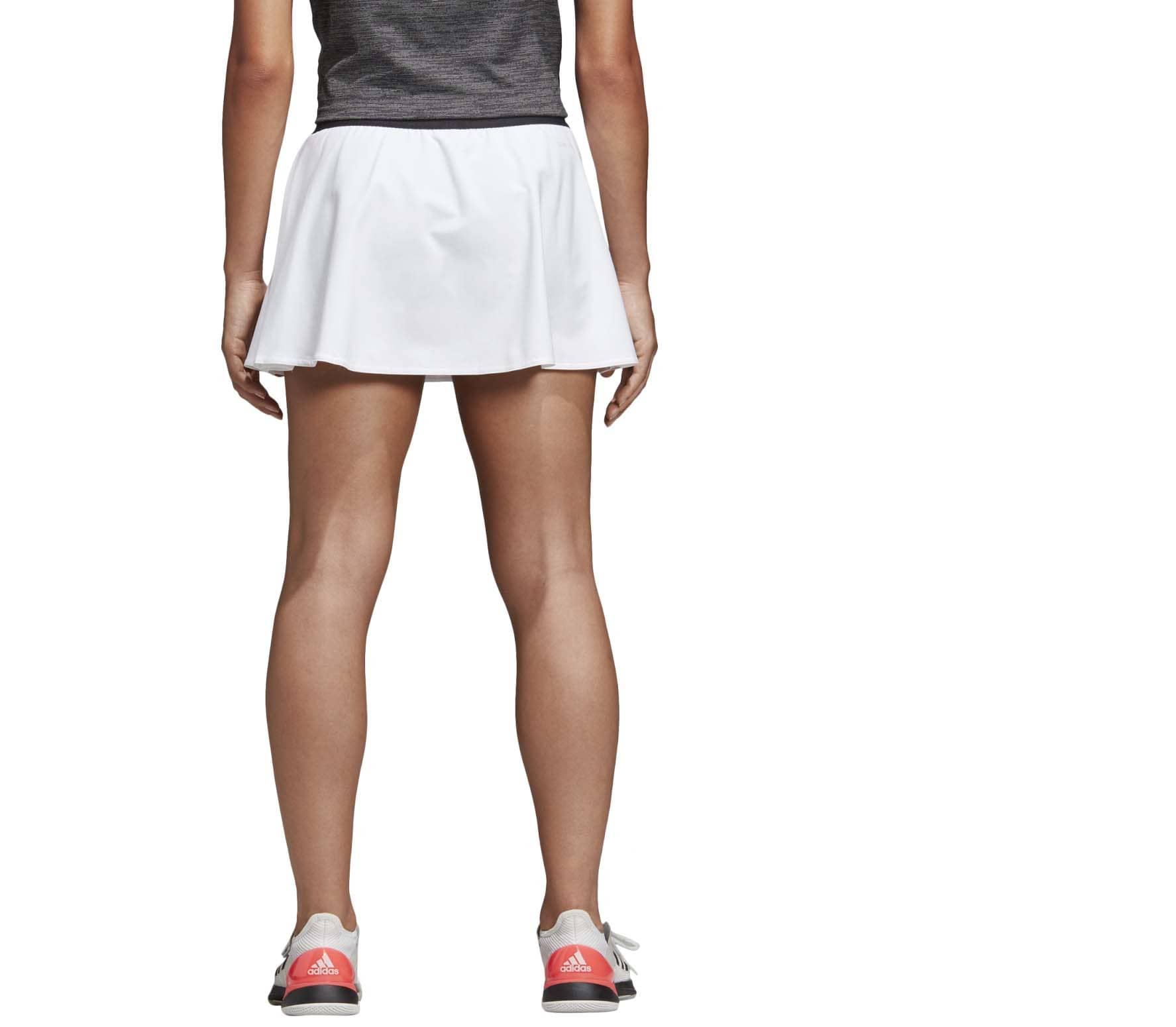 Adidas Escouade women's tennis skirt Damen weiß