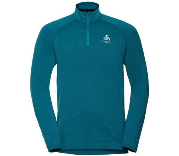 ODLO Millennium Yakwarm Men Running Long Sleeve - 1