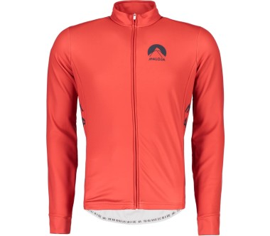 Maloja - LagalbM. 1/1 men's Bike jersey (red)