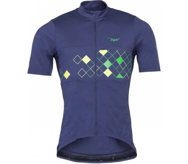 TRIPLE2 Velozip Merino Men Jersey - 1