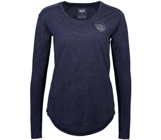 Mons Royale Hillary Hike Women Long Sleeve
