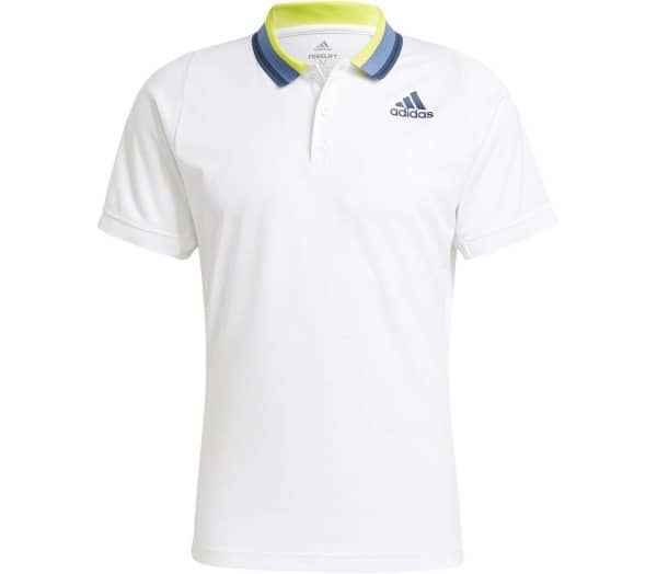 ADIDAS Freelift Primeblue Men Tennis Polo Shirt - 1