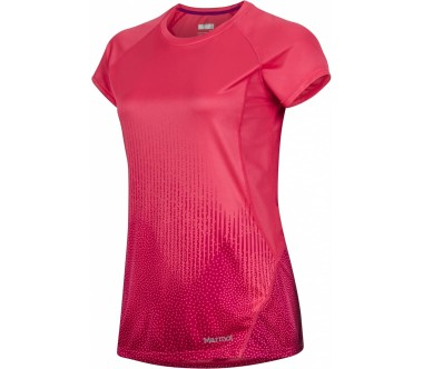 Marmot - Crystal women's functional top (coral)