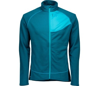 Scott - Trail MTN Polar 70 Herren Fleecejacke (blau)