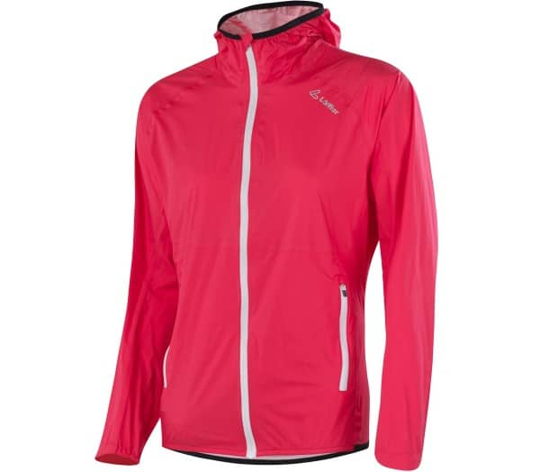 LÖFFLER Hooded Jacket Wppocket Damen Jacke - 1