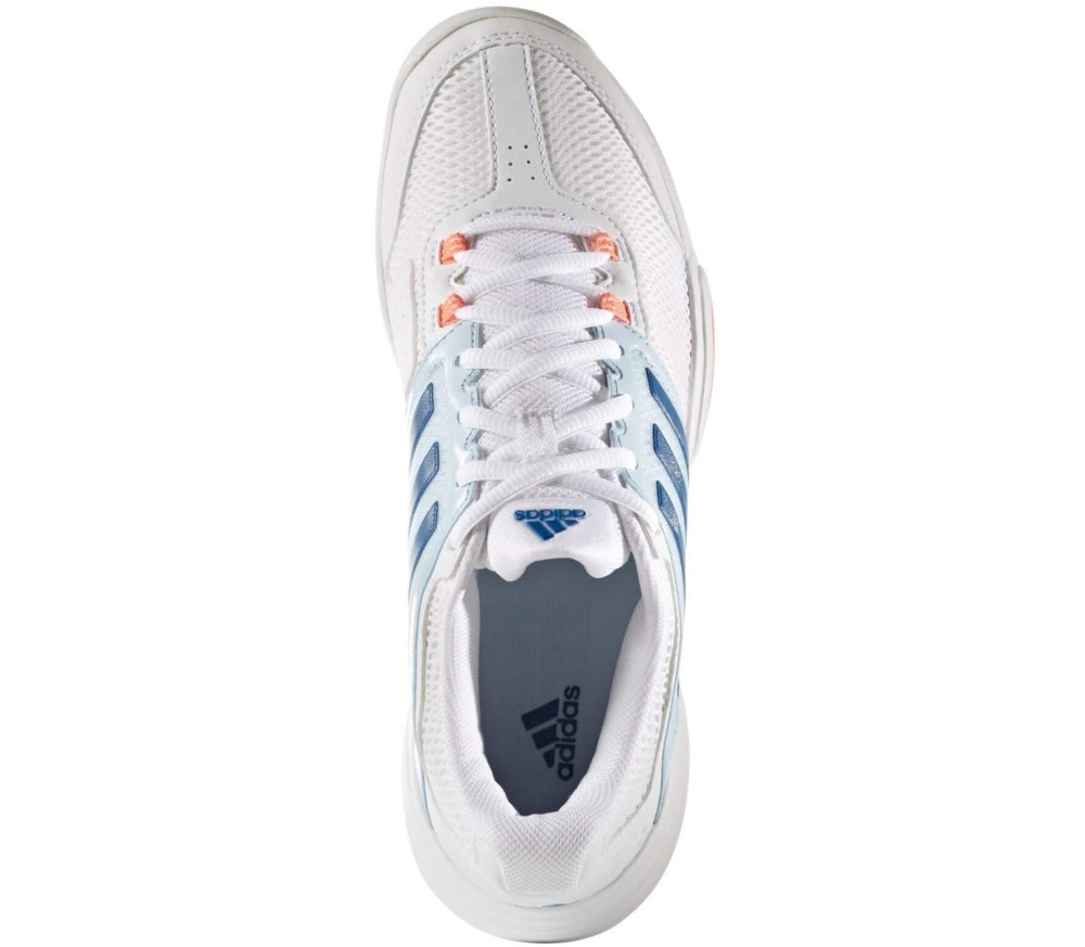 new products 6baa8 d1120 Adidas - Barricade Club CPT womens tennis shoes (whitepink)