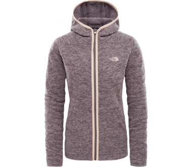 The North Face - Nikster Full-Zip women's outdoor jacket (grey)
