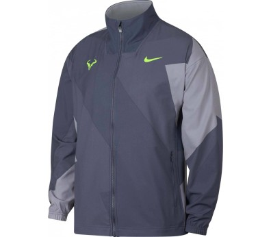Nike Rafa Uomo giacca Men Tennis Jacket grey