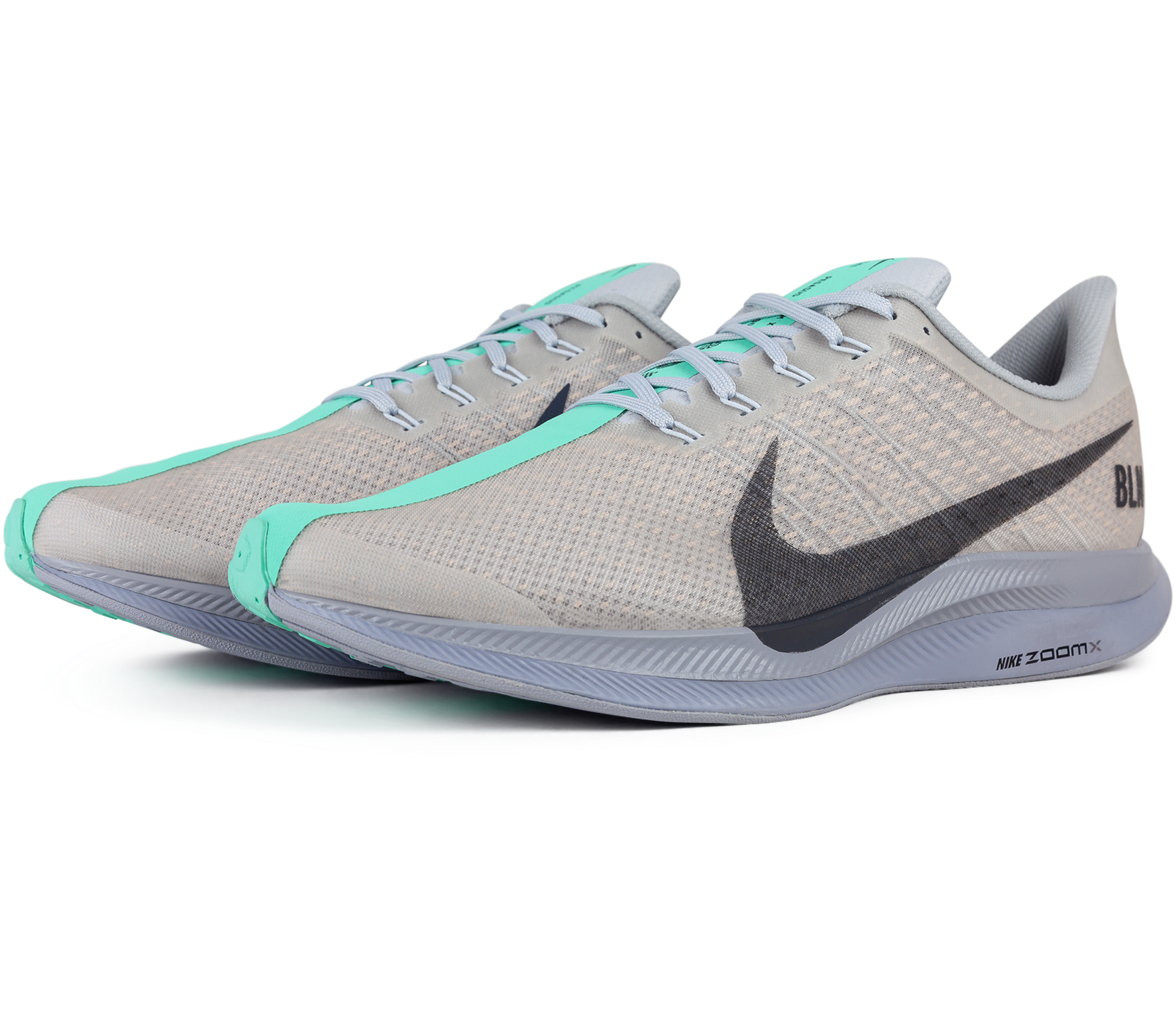 on sale 6eabe 22136 Nike - Zoom Pegasus Turbo BERLIN mens running shoes (grey)