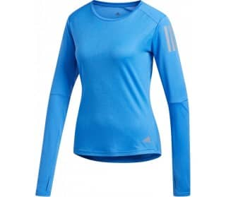 Own the Run Dames Hardloop-Longsleeve