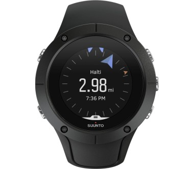 Suunto - Spartan Trainer Wrist HR outdoor watch (black)