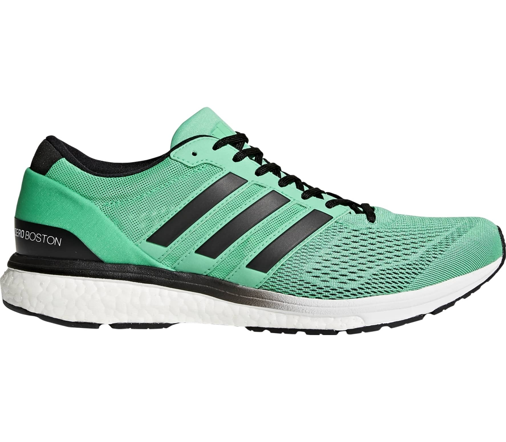 lowest price d5486 b961a Adidas - Adizero Boston 6 Hombre Zapatos para correr (verde negro)