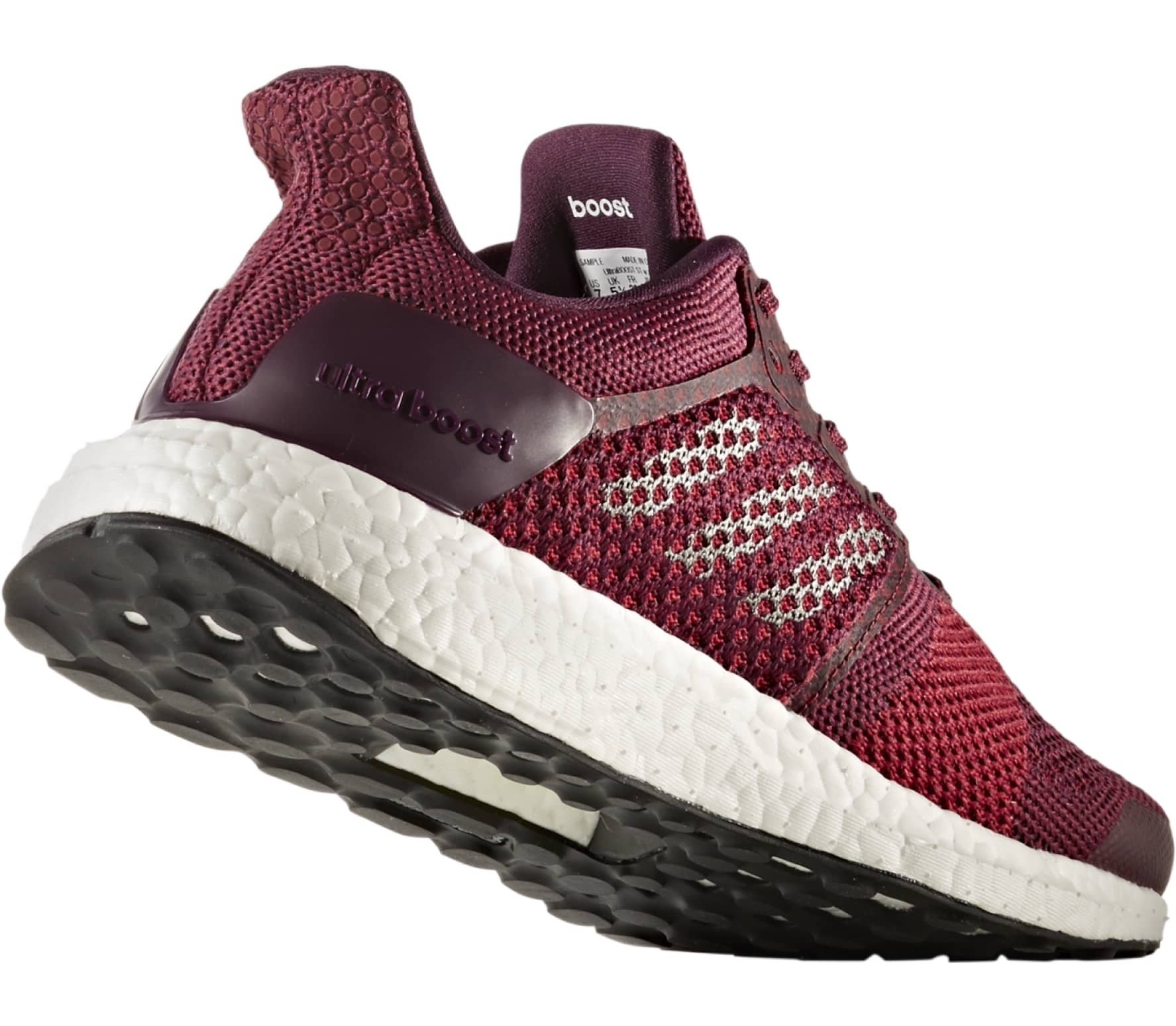 60d73b8a7a1 buy adidas ultraboost st m running shoes for men da365 e0dae  inexpensive  adidas ultra boost st womens running shoes dark red black bbefb 9c9dd