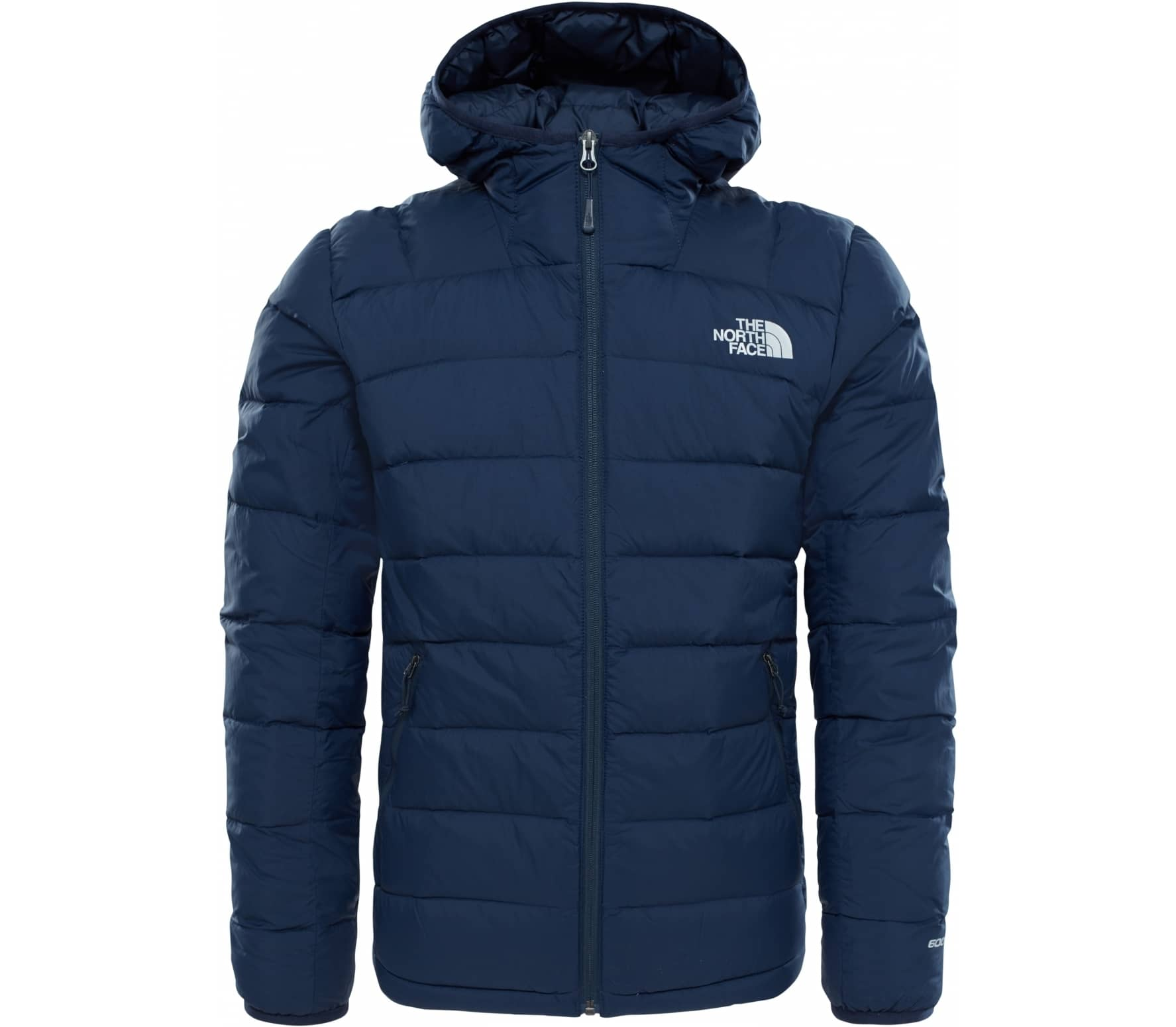 cde6cd4a1d The North Face - La Paz Hooded Hommes veste vers le bas (bleu foncé ...