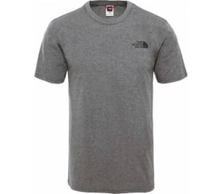 S/S SIMPLE DOME Herren T-Shirt
