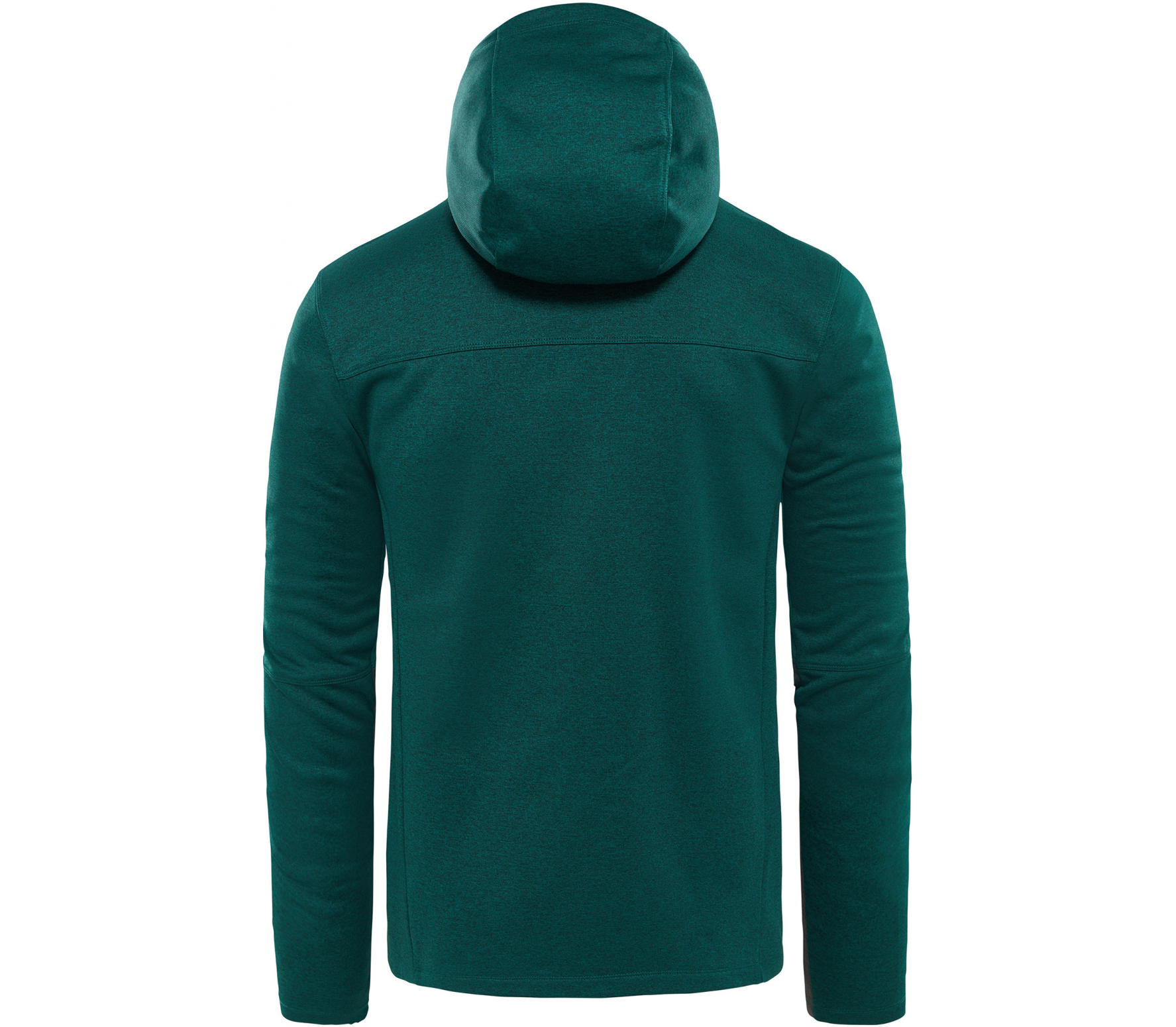 The North Face - Canyonlands Full Zip Uomo Felpa con cappuccio (verde) c6444b061a6d