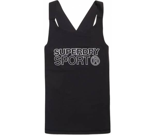 SUPERDRY SPORT® Active Fitted Dames Trainingtanktop - 1
