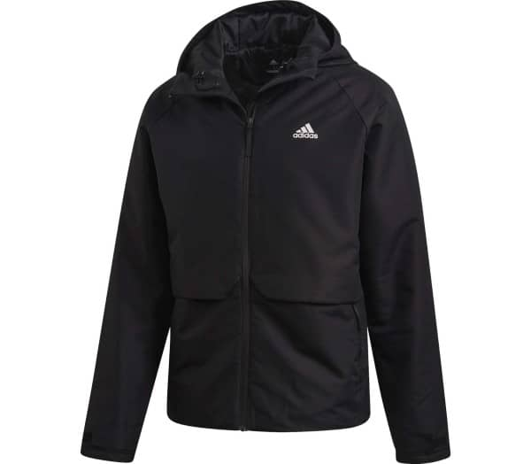 ADIDAS Hooded Men Winter Jacket - 1