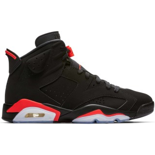 on sale aa588 8206c Jordan - Air Jordan 6 Retro Herr gymnastiksko (svart)