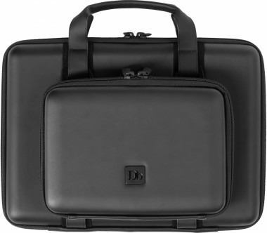 Douchebags The Hacker Laptop Case 15 Inch w/ Pouch Laptoptasche Unisex black