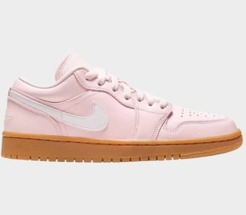 Air Jordan 1 Low 'Arctic Pink Gum' Sneakers