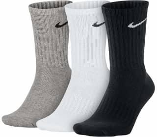 Nike Value Cotton Crew Trainingssocken Herren Socken