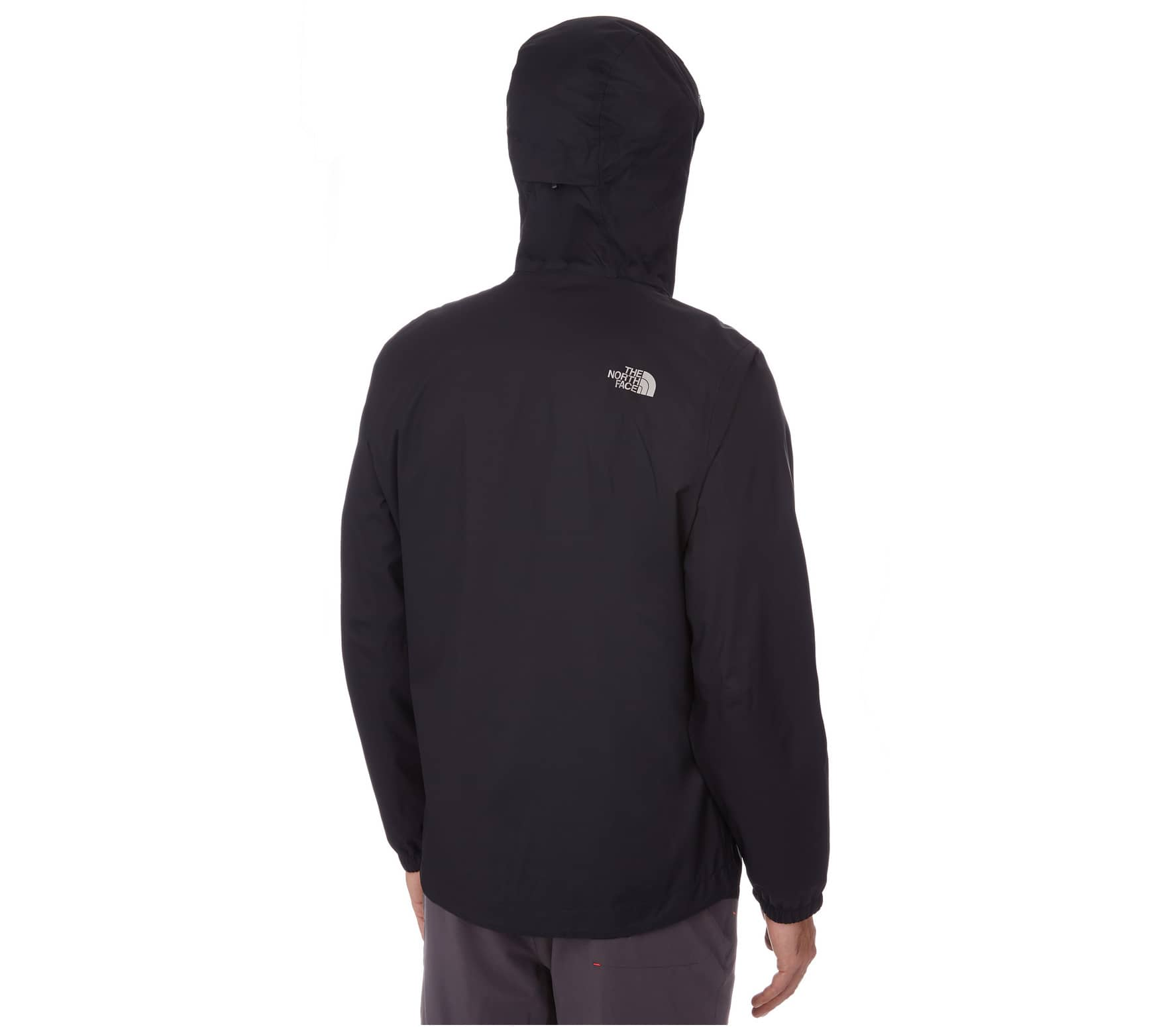 The North Face Quest Herren schwarz