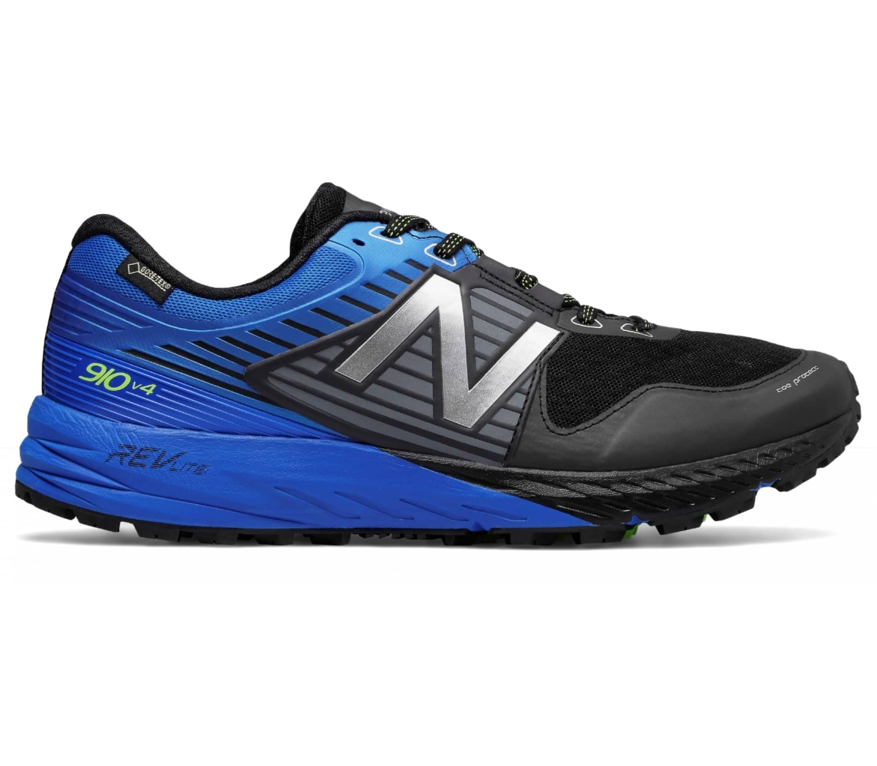 b49252e5ddab New Balance - Trail NBx 910 v4 Gore-TEX men s running shoes (blue ...