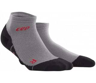 CEP Dynamic+ Outdoor Light Merino Low Cut Femmes Chaussettes gris