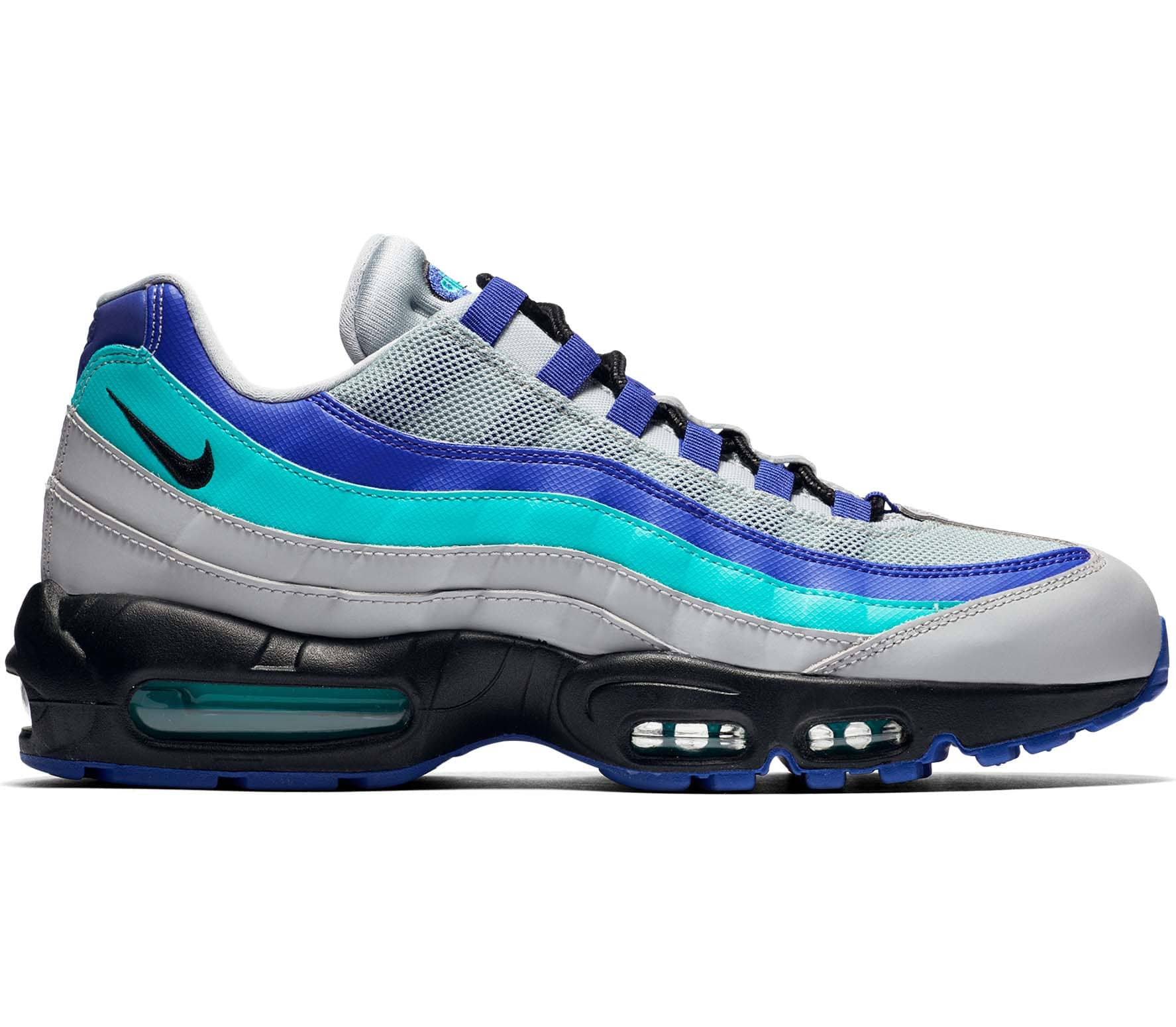 cheap for discount f07bf a39ca Nike - Air Max 95 OG baskets pour hommes (gris)