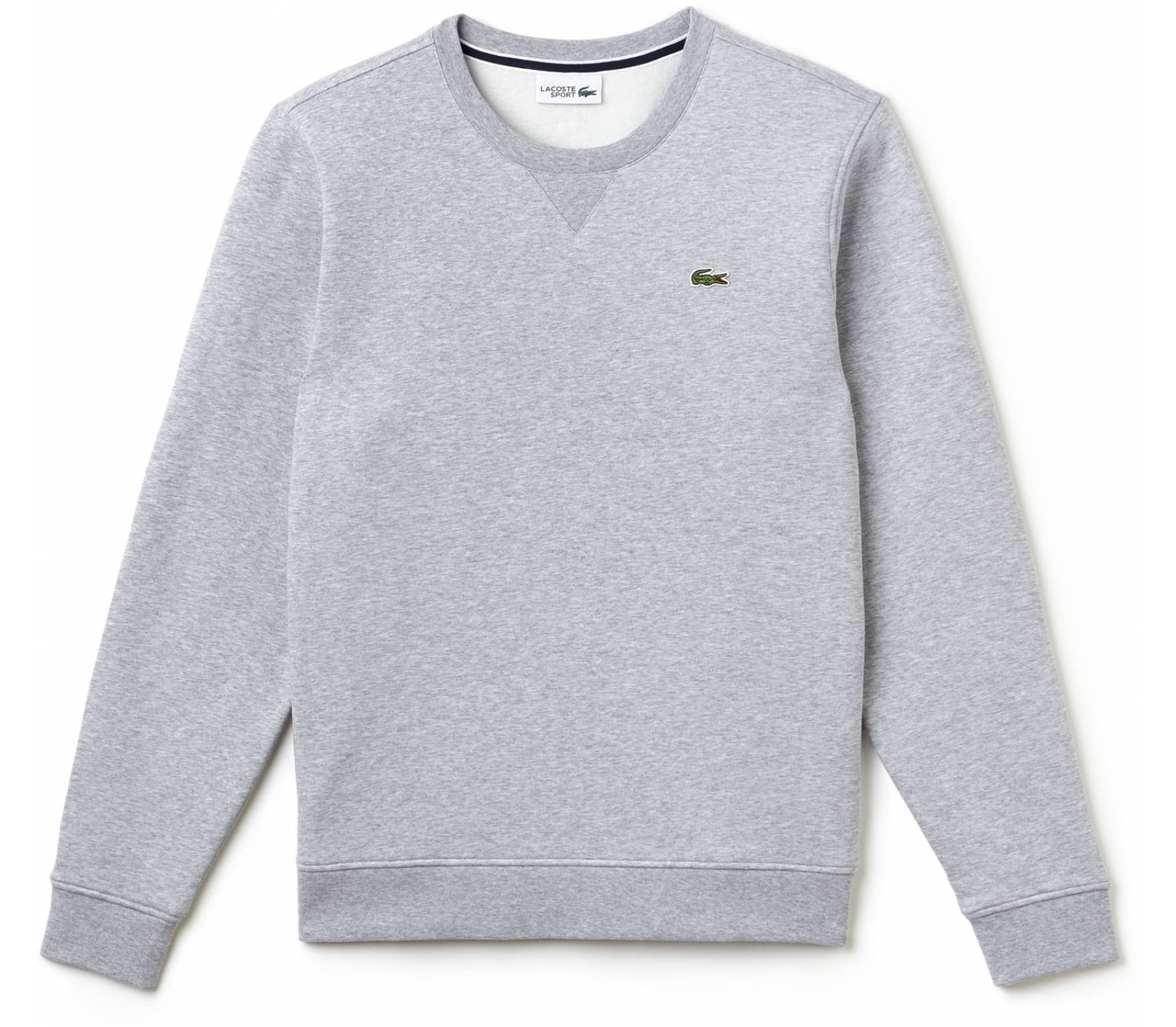 7e530a385509 Lacoste - sweatshirt men s tennis sweatshirt (grey) - buy it at the ...