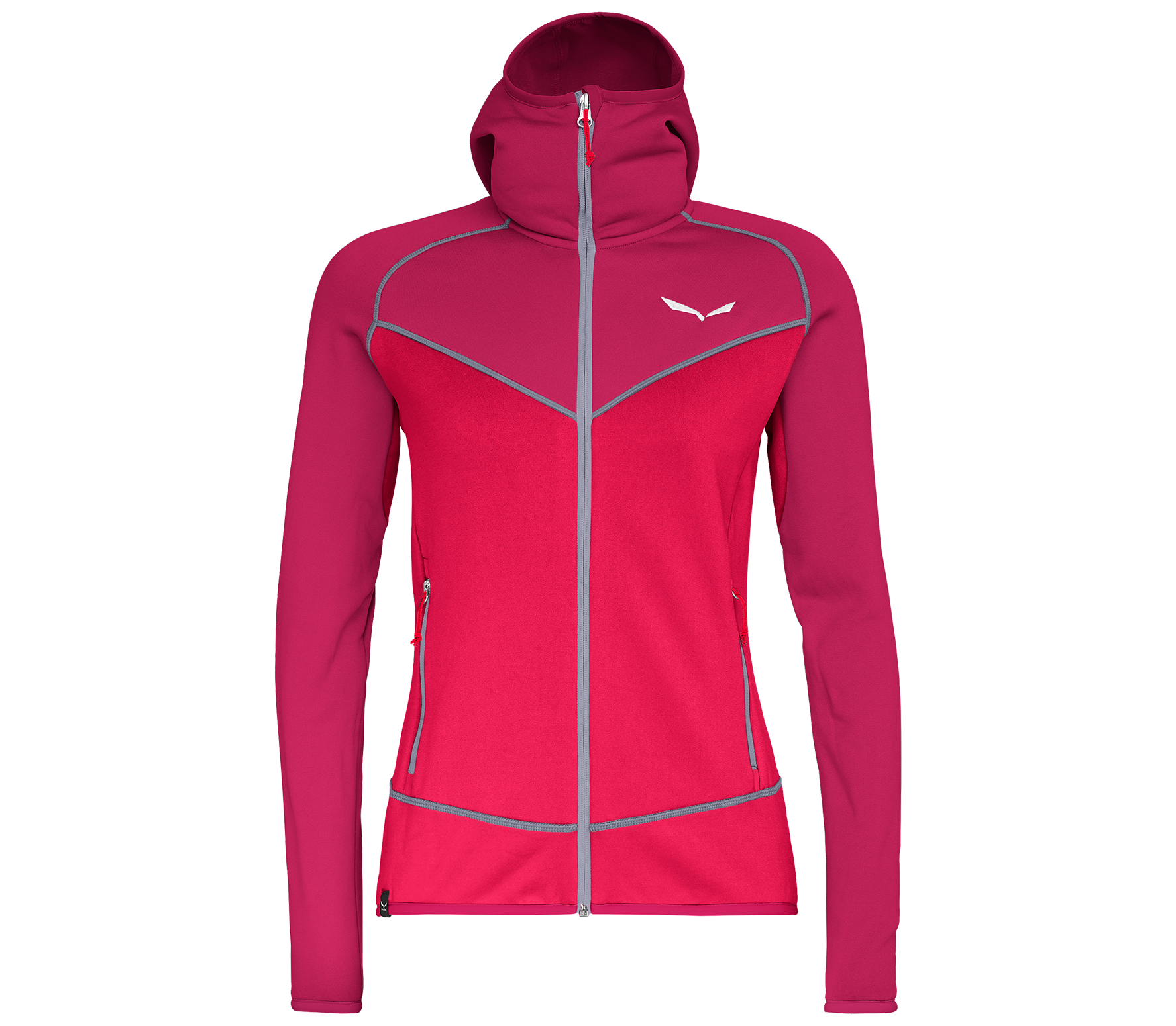 Puez 3 PL Full Zip Hoody Women
