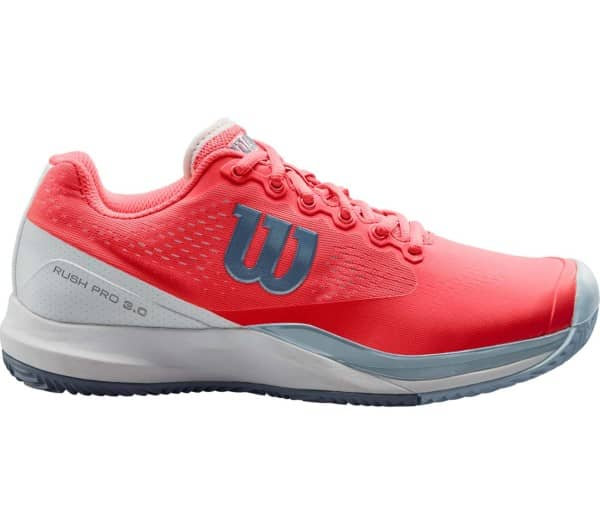 WILSON Rush Pro 3.0 Women Tennis Shoes - 1