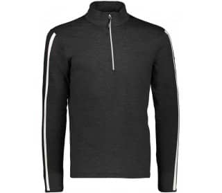 Sweat Heren Halfzip