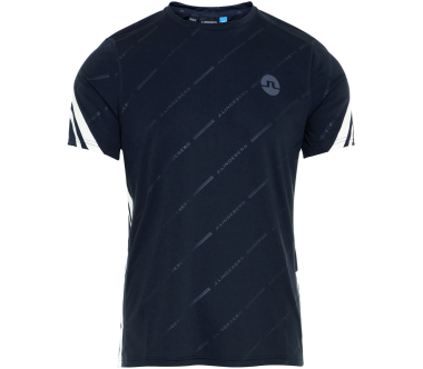 J.Lindeberg - Dylen TX men's running top (black)