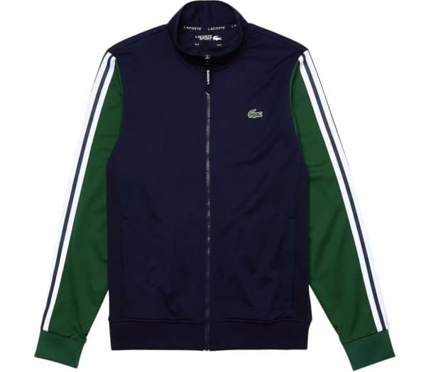 LACOSTE Logo Men Zip-up Sweatshirt - 1