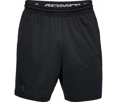 Under Armour - Raid 20 7 Inch Herren Trainingsshort (schwarz)