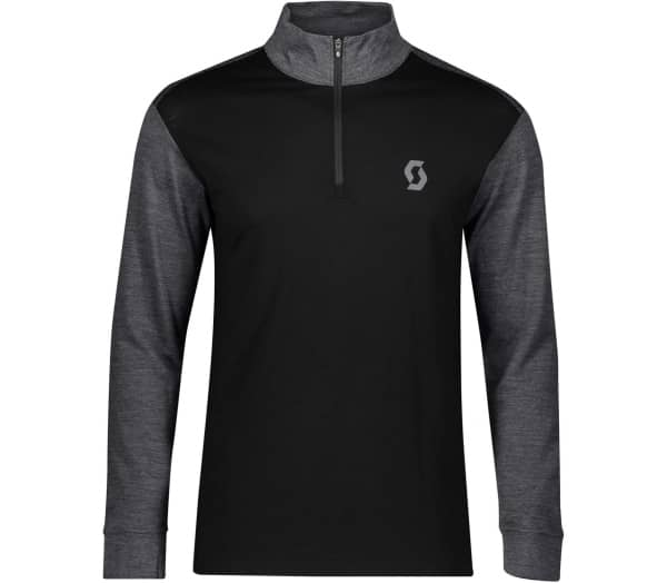 SCOTT Zip Shirt Defined Merino Men Midlayer - 1