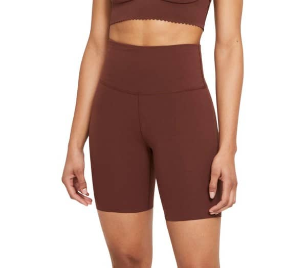 NIKE Yoga Luxe 7 Inch Damen Trainingsshorts - 1
