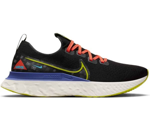 NIKE React Infinity Run Flyknit A.I.R. Chaz Bundick Chaussures running  - 1