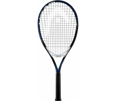 Head - MxG 7 tennis racket (black/silver)