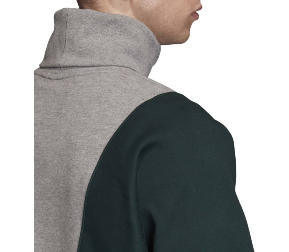 Samstag Polo Neck Men Sweatshirt