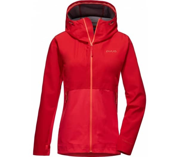 PYUA Float 2.0 Damen Softshelljacke - 1
