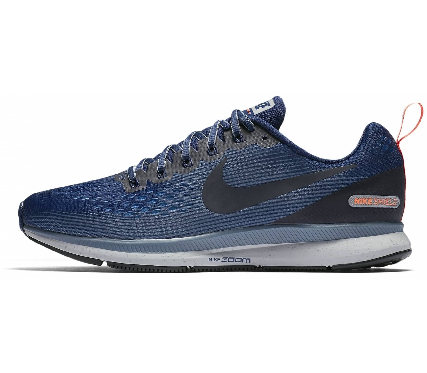4b7e0fcc6ae25 Nike - Air Zoom Pegasus 34 Shield men s running shoes (blue) - buy ...
