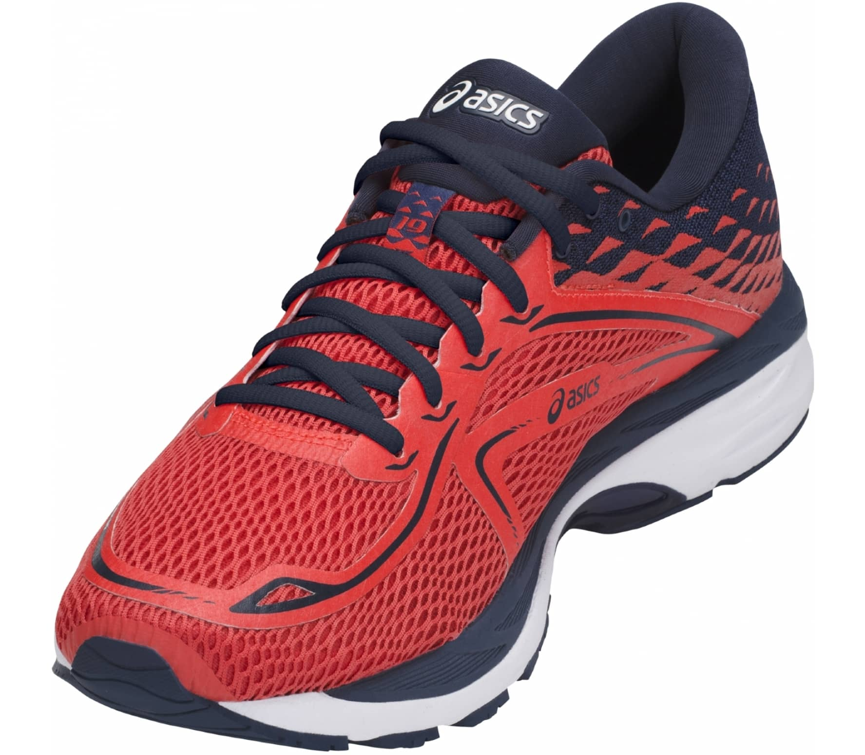 9b5b1aac044 ASICS - Gel-Cumulus 19 men s running shoes (coral dark blue) - buy ...