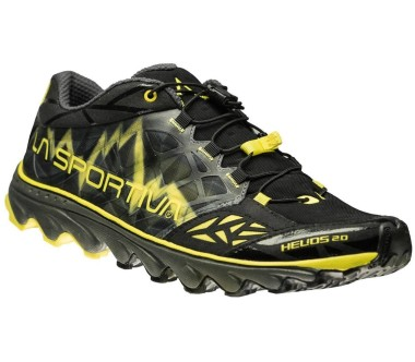 La Sportiva - Helios 2.0 men's trail running shoes (black/yellow)
