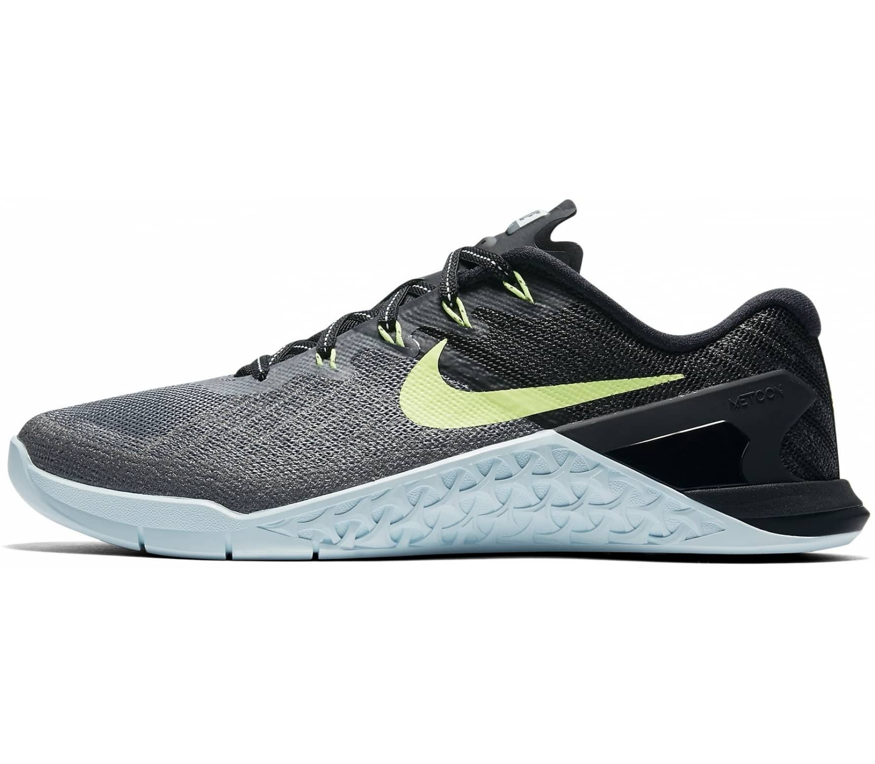 detailed look 5c9c4 fbfce Nike - Metcon 3 women s training shoes (black white)